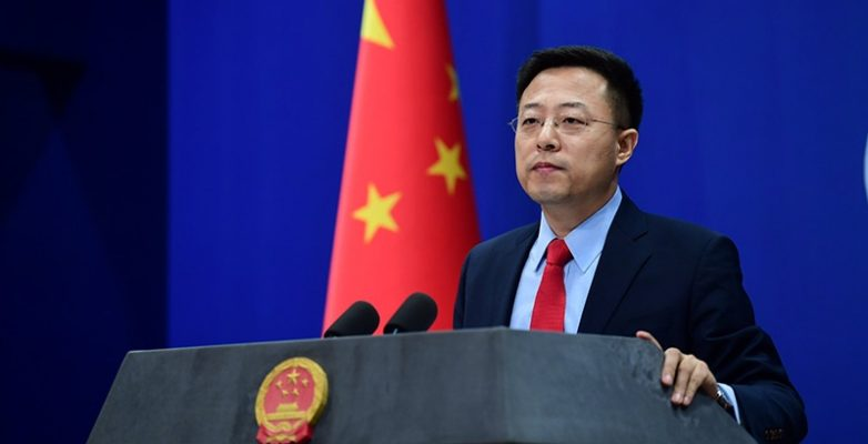 China rejects Indian claim Karachi-bound ship has military supplies