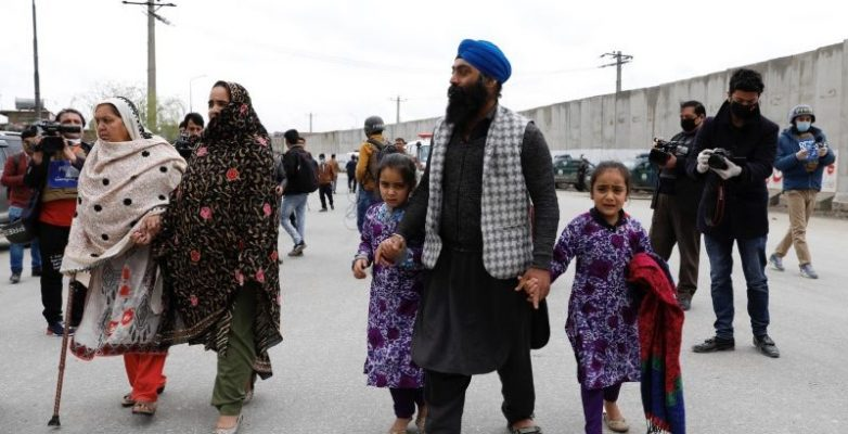 Pak-backed Haqqani Network behind Kabul gurdwara attack