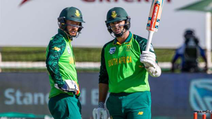 Smuts sets up 3-0 South Africa sweep despite Labuschagne's homecoming ton