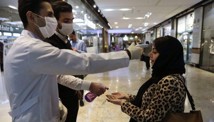 Spread of coronavirus continued across the world