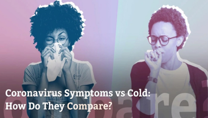 Coronavirus Symptoms Vs. Cold And Flu: Experts Explain The Difference