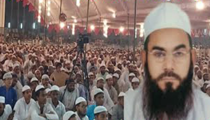 In memory of Maulana Wali ullah Wali Bastawi