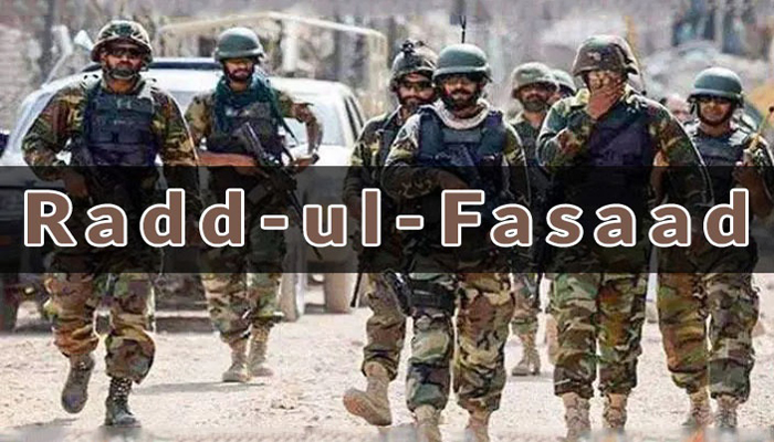Every Pakistani should become a soldier of Operation Ruddulfisad